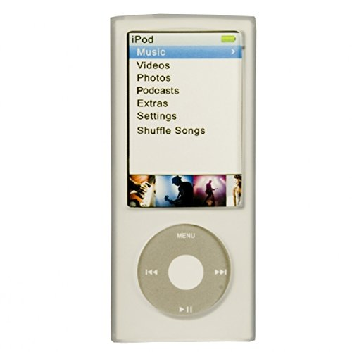 Logic3 Coque en silicone pour iPod nano 5G (Transparent)