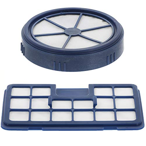 4Yourhome U60Typ HEPA/Auspuff Filter-Set für Hoover Rush Staubsauger -