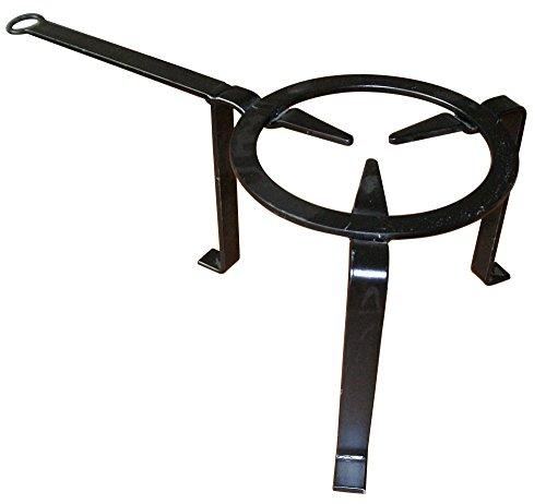 Brico-materiaux - Trépied de cheminée / A queue - 22 cm