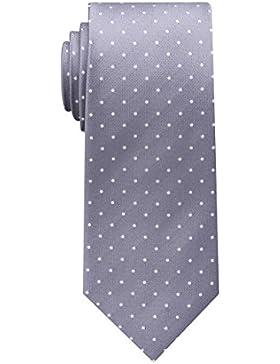 ETERNA Krawatte breit getupft