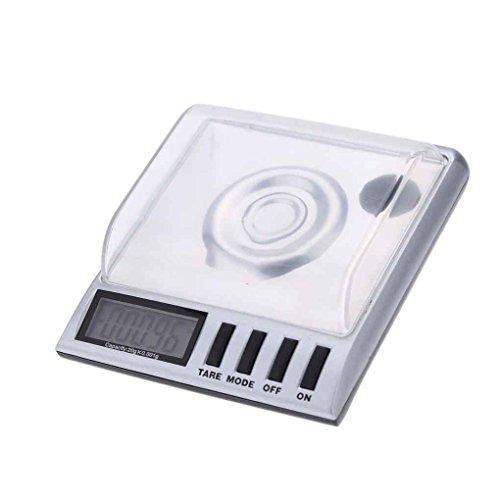 Lorsoul High Precision Digital-Milligramm-Maßstab 20g / 0.001g Nachladen Taschen Schmuck Skala Wiegen Werkzeuge