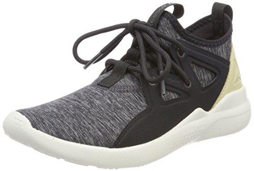 Reebok Damen Upurtempo 1.0 Fitnessschuhe, Grau (Coal/Ash Grey/Straw/Chalk 000), 37 EU