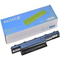 PELTEC@ Premium - Batteria per laptop/notebook Acer Aspire 4551G, 4741,