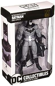 DC Comics  Batman-  Figura de Acción By Greg Capullo, Negro y Blanco