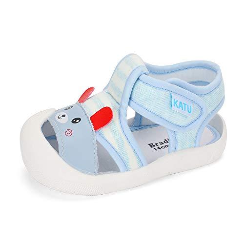 Sandalias Bebe Niña Verano Zapatos para Bebé Primeros Pasos Zapatillas Bebe Niña...