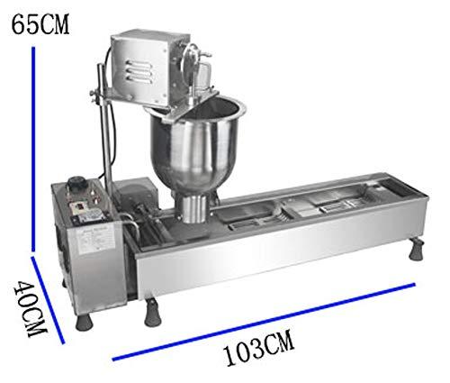Kolice kostenloser Versand CE automatische Donut-Machine, automatischer Donut-Maker/automatische Donut-Bratmaschine / automatischer Donut-Maker