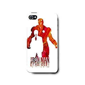 Iron Man Shadow Phone case for iPhone 4/4s