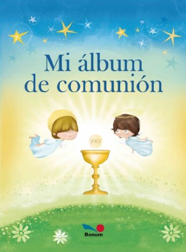 Mi album de comunion/My album of communion