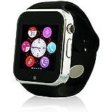 yuntab bluetooth k9 smartwatch handy uhr armbanduhr telefon f r android samsung s2 s3 s4. Black Bedroom Furniture Sets. Home Design Ideas