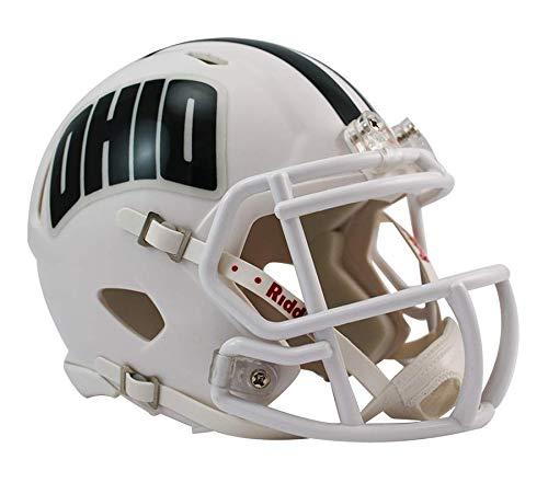 NCAA Ohio Bobcats Speed Mini Helm