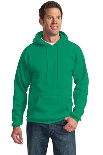Preisvergleich Produktbild Port & Company® - Essential Fleece Pullover Hooded Sweatshirt. PC90H Kelly