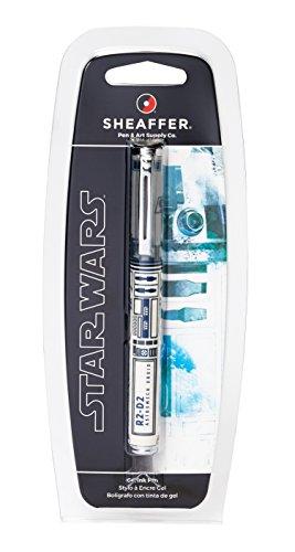 Sheaffer e1920951s Pop Star Wars R2-D2bolígrafos de tinta de gel