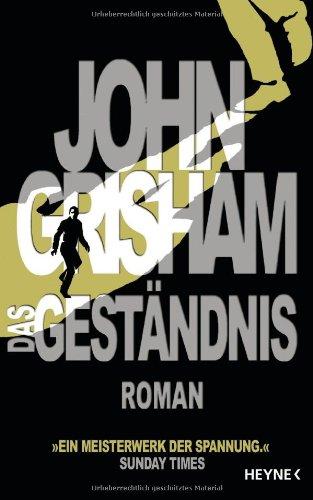 Buchseite und Rezensionen zu 'Das Geständnis: Roman' von John Grisham