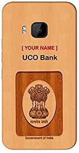 "Aakrti Mobile Back cover with your Dept: UCO Bank.Express your ID in surprise way With "" Your Name "" Printed on your Smart Phone : Samsung Galaxy Grand-2 / G7105"