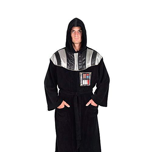 Star Wars Darth Vader Costume Fleece Hooded Accappatoio