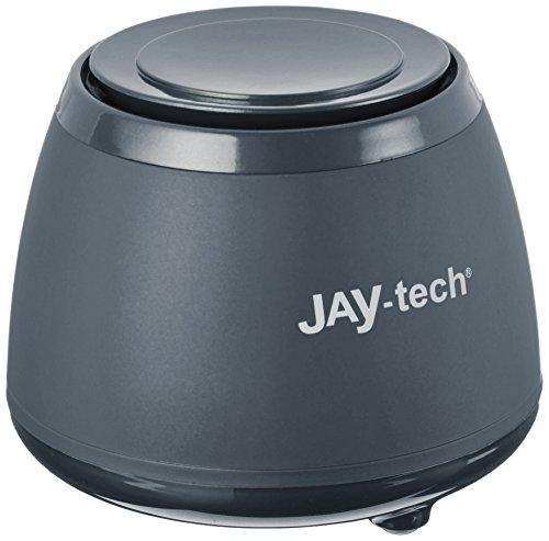 Jay Tech 77002670 GP503 altavoces de graves inalámbrico mini-gris
