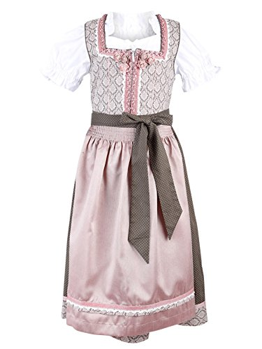 Krüger Kinderdirndl 45511-57, Ornament, Art.-Nr. 45511-57, Damen Kinderdirndl