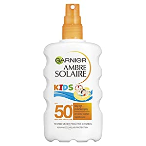 Ambre Solaire Spray Solar para Niños SPF50+ 200ml