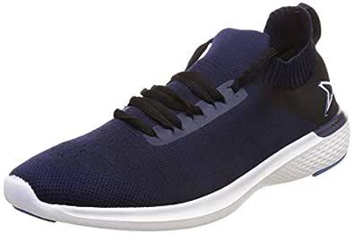 Power Men's Connect Grandeur Navy and Blue Running Shoes-7 UK (41 EU) (8089276)