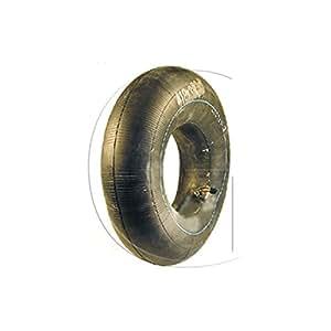 Chambre à air valve coudée 4.10/3.50-4