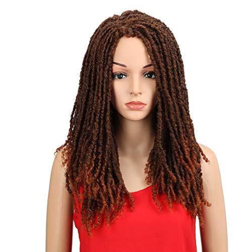 Schwarze Jumbo Afro Perücke - GKGKLA 22 Zoll Synthetische Perücken Für