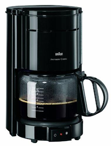 Preisvergleich Produktbild Braun Aromaster KF 47 (inkl. schwarze Kaffeemaschine)