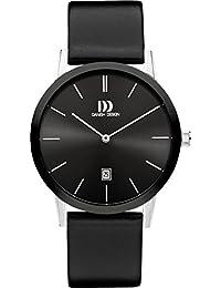 Danish Design Unisex-Armbanduhr DANISH DESIGN IQ13Q1118 Analog Quarz Leder IQ13Q1118