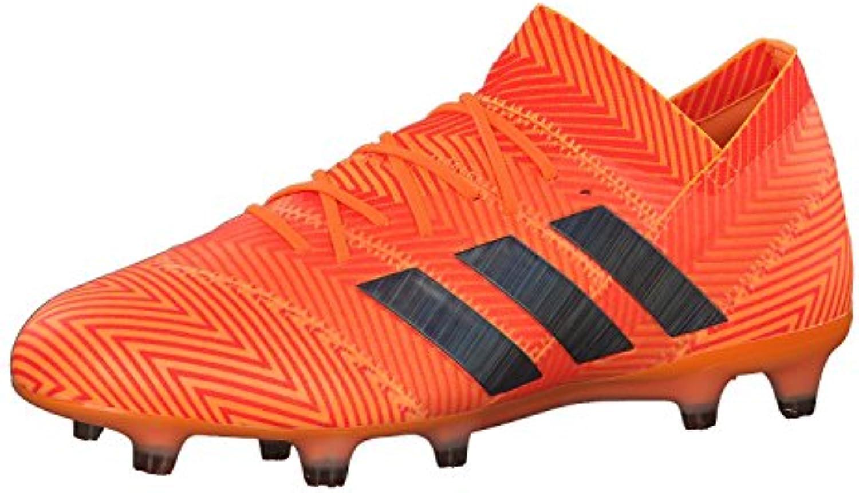 Adidas Nemeziz 18.1 FG, Botas de Fútbol Unisex Adulto