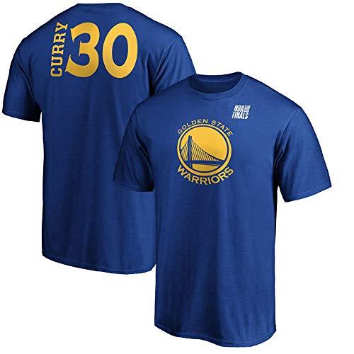 T-Shirt NBA Golden State Warriors Stephen Curry Rundhals Freizeit A-L