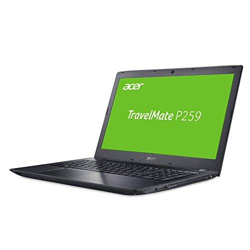 ACER Travelmate P259 39,6cm (15,6 Zoll mattes Display) Notebook (Intel Core i3 2x 2,00 GHz, 4GB RAM, 250GB S-ATA3 SSD, Intel HD Grafik, HDMI, HD Webcam, USB 3.0, WLAN, Bluetooth, DVD-Brenner, Windows 10 Professional 64 Bit) #2043
