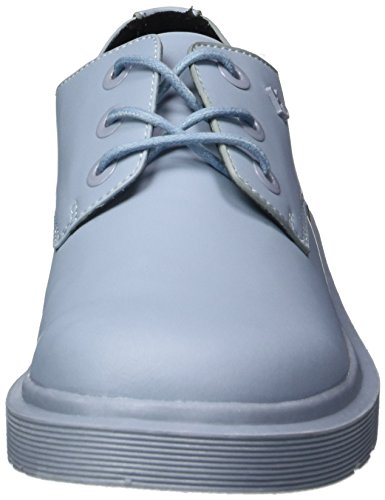 Armani Jeans Damen 9251627p554 Schnürhalbschuhe s Blau (new Light Blue)