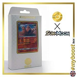 my-booster-SM01-UK-75HR/149 Cartas Pokémon, SM01-UK-75HR/149