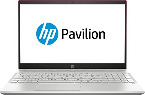 "HP Pavilion 15-cs0022nl Notebook PC, Intel Core i7-8550U, 8GB di RAM, 512 GB SSD, Display 15.6"" FHD IPS, Discreto NVIDIA GeForce MX150, Audio B&O PLAY, Bordeaux Vellutato"