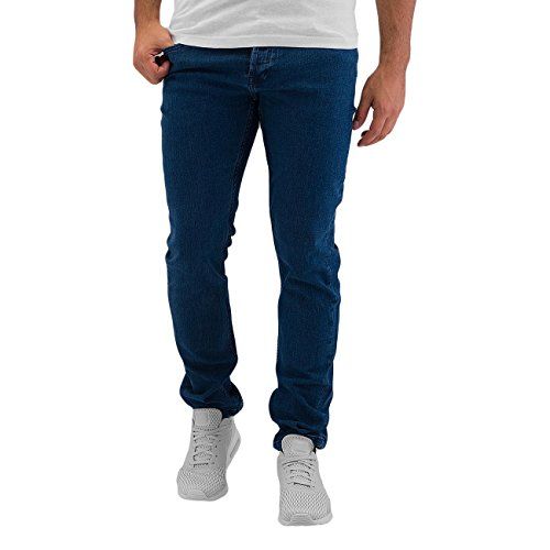 Only & Sons Homme Jeans / Jeans Straight Fit onsLoom Camp 5365 Bleu