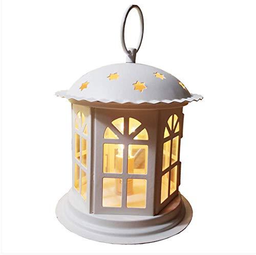 Kristall Salz Lampe europäischen Stil kreative kleine Tischlampe Master Schlafzimmer Lampe Hochzeit Bett Kopf kleine Nachtlampe Eisen Licht Beleuchtung - Bett Master-schlafzimmer
