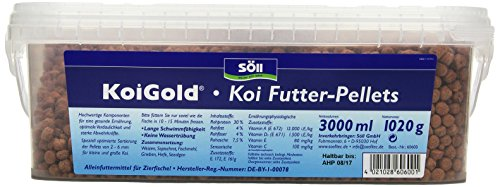 Preisvergleich Produktbild Söll 60600 KoiGold 3 Liter