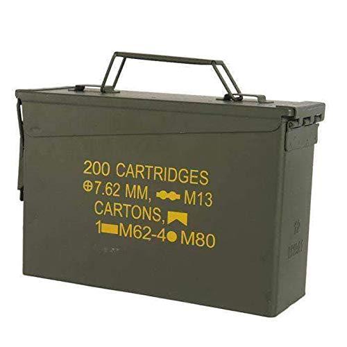 Boîte de Munitions US munitions Box M19A1