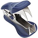Wedo 10281103 KLAX Enthefter mit Sicherheitsarretierung, blau