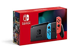 Nintendo Switch - Blu/Rosso Neon - Switch [ed. 2019] (B07WKNQ8JT) | Amazon price tracker / tracking, Amazon price history charts, Amazon price watches, Amazon price drop alerts