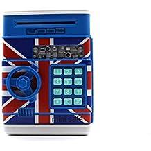 Cassetta di sicurezza Password Salvadanaio Creativo Mini ATM Pocket Money Salvadanaio Varie Serbatoio Giocattoli per bambini