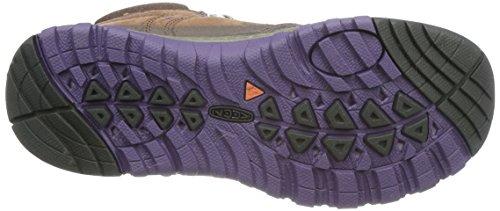 KEEN Terradora Leather Mid WP W Scarpe da escursione marrone