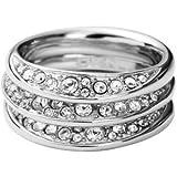 DKNY NJ1853 Ring steel Gr.16