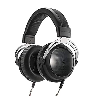Astell&Kern AK T5P 2nd Generation Closed-back Headphones With 2.5mm Balanced,Astell&Kern-Beyerdynamic Special Edition