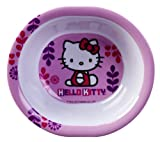 Planet-Zaks-Good-to-Go-Hello-Kitty-Oval-Toddler-Bowls,-9-Ounce,-Set-of-2