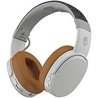 Skullcandy Crusher Bluetooth Wireless Over-Ear Headphone with Mic - Grey