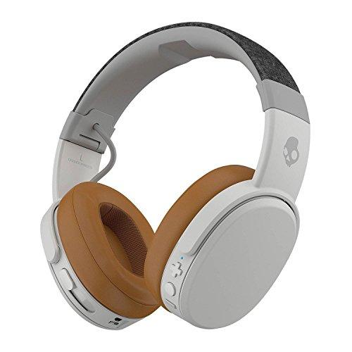 Skullcandy S6CRW-K590 Bluetooth-Kopfhörer grau/tan