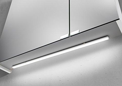 Spiegelschrank Bad 60 cm LED Beleuchtung doppelt verspiegelt - 4