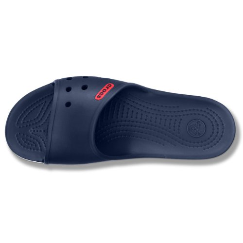 Crocs Crocband LoPro Slide, Mules homme Navy