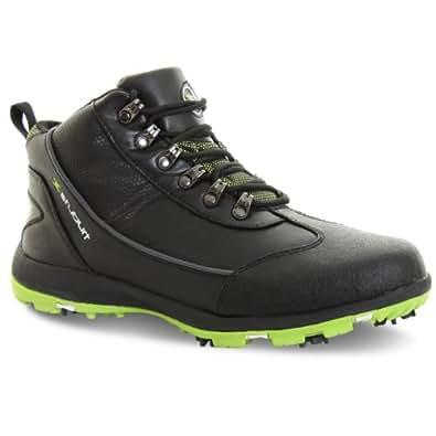 Stuburt Golf C-XP Mens Winter Boots UK 9 Black/Lime