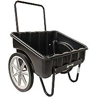 Agri Fab 45-0528 Push Cart - Black - ukpricecomparsion.eu